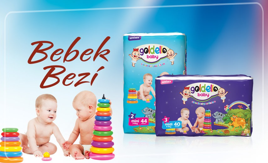 Golden Grup | Goldello, bebek bezi, mini, midi, maxi, junior